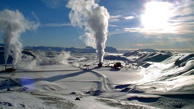 Jeotermal Enerji (Kaynak) Nedir? Jeotermal Enerji (Kaynak) ile ilgili bilgi