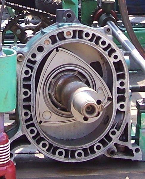 Wankel Motor Nedir? Wankel Motor ile ilgili bilgi