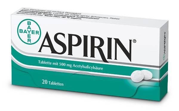 Aspirin Nedir? Aspirin ile ilgili Bilgi