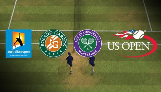 Tenisin Dört Büyük Turnuvası