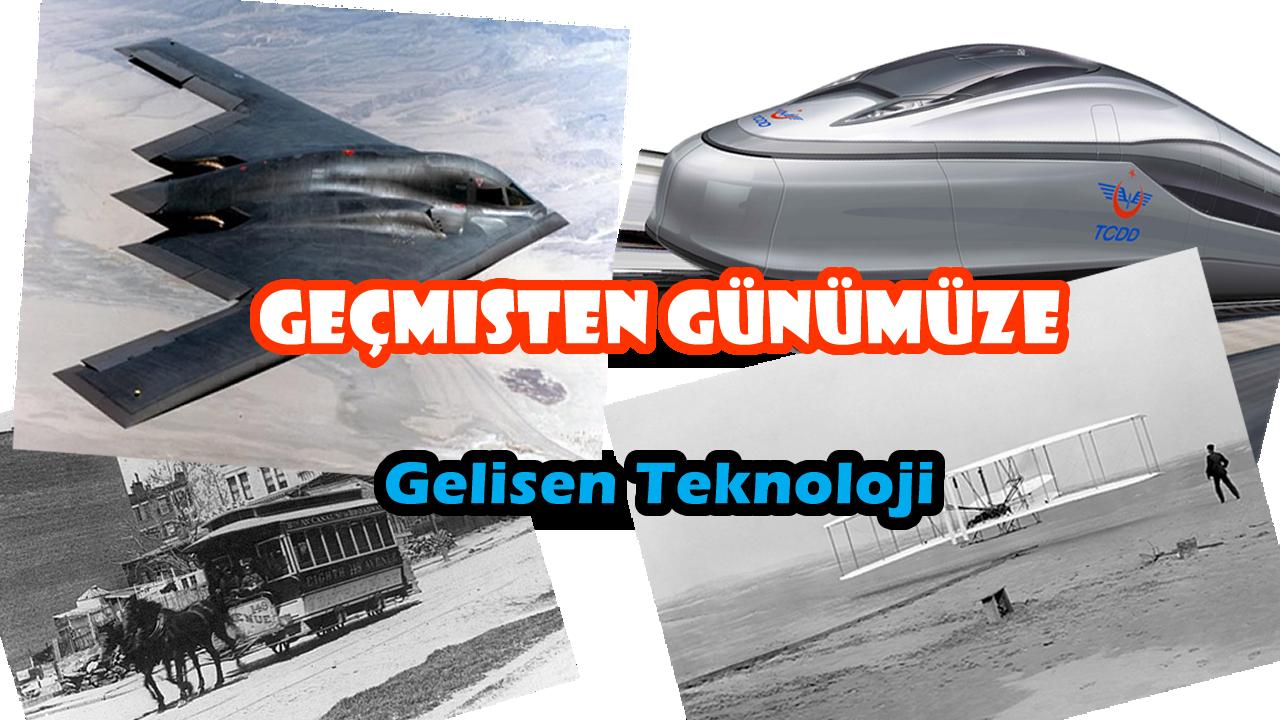Geçmişten Günümüze 8 Teknoloji