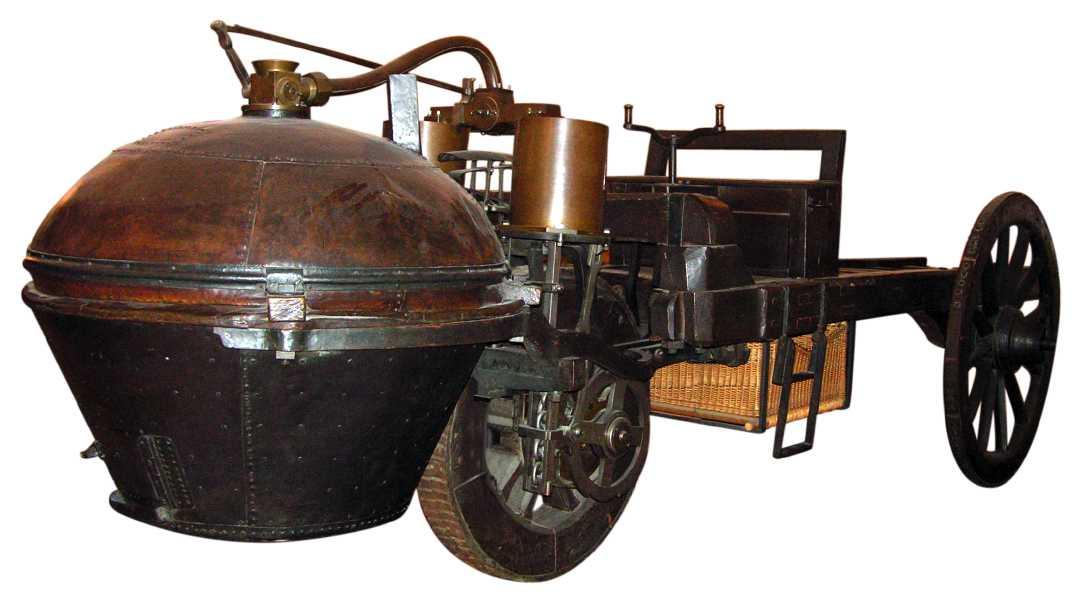 İlk Araba Fardier