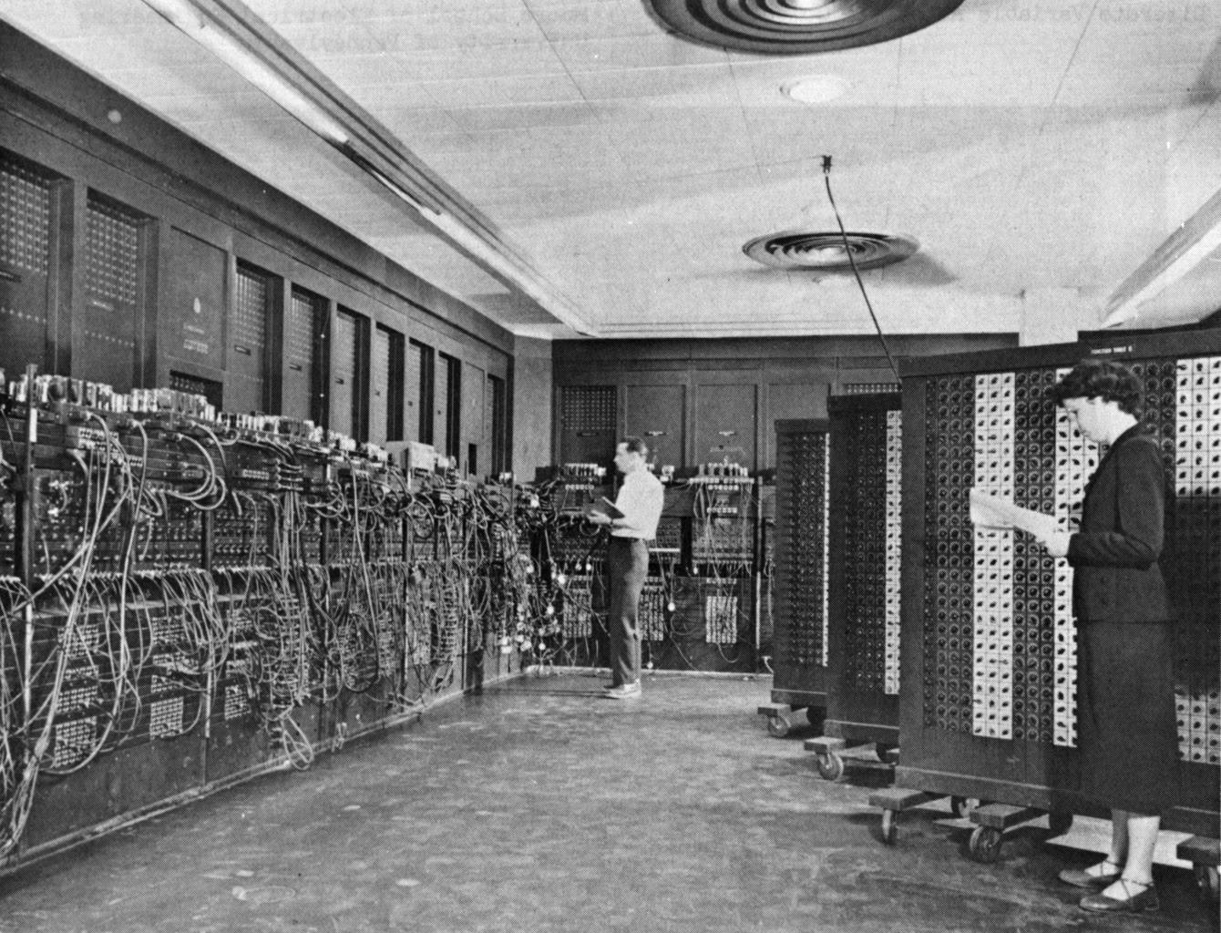 Bilgisayarın Çalışma Mantığı