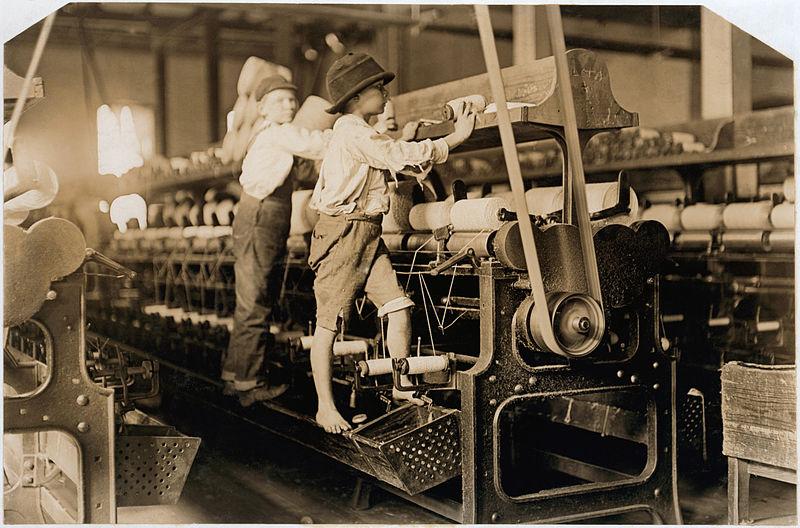 Sanayi İnkılabı Nedir? Sanayi İnkılabı ile ilgili bilgi
