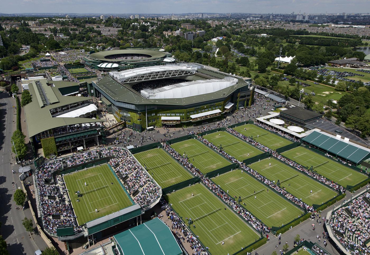 Wimbledon Tenis Turnuvası ile ilgili bilgi   Bilgicim.NET, Tenis Sporu