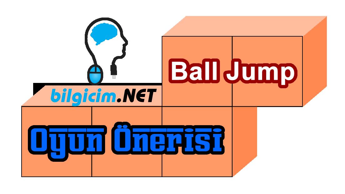 Oyun Önerisi: Ball Jump