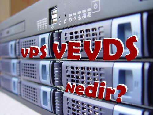 VPS VDS nedir? Ne işe yarar Bilgi