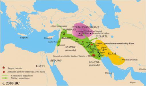 Mezopotamya da Kurulan Uygarlıklar Hakkında Bilgi
