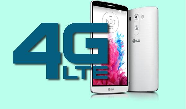LG G3 LTE (4.5G) Güncellemesi Hakkında Bilgi