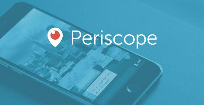 periscope yeni özellik, artık yayınlarınız silinmeyecek