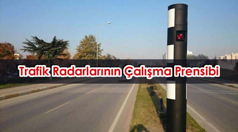 Trafik Radarlarının Çalışma Prensibi