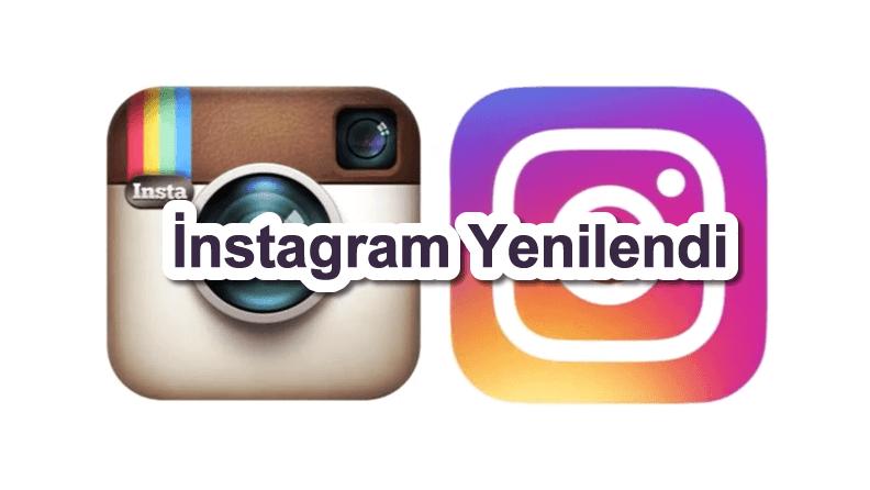 Instagram'ın Yeni Tasarımına Geçiş İşlemi